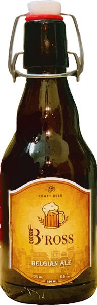 B'ROSS Belgian Ale