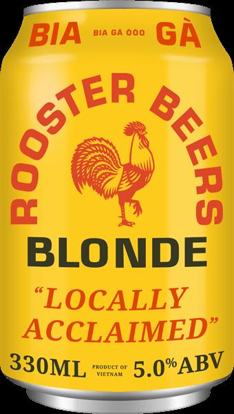 Rooster Blonde 6 PACKS