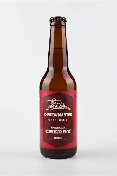 C-BREWMASTER Acerola Cherry Cider