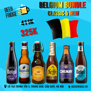 Visit Belgium Bundle Classic and New