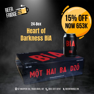 Heart of Darkness BiA 24-box