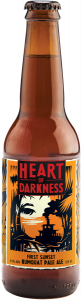 HEART OF DARKNESS First Sunset Kumquat Pale Ale