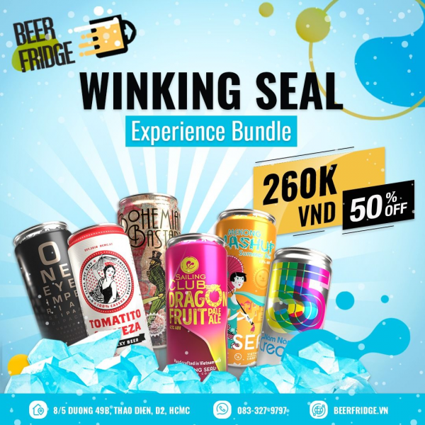Winking Seal Experience Bundle