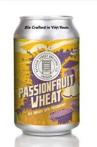 PASTEUR Passion Fruit Wheat Ale