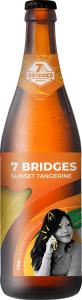 7 BRIDGES Sunset Tangerine Wheat