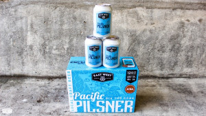 EAST WEST Pacific Pilsner Box