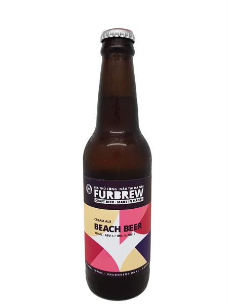 Furbrew Beach Beer