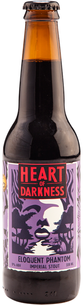 HEART OF DARKNESS Eloquent Phantom Imperial Stout