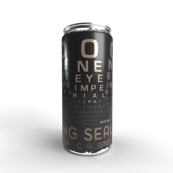 WINKING SEAL One Eye Imperial IPA