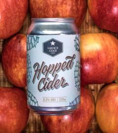Hanoi Hopped Cider