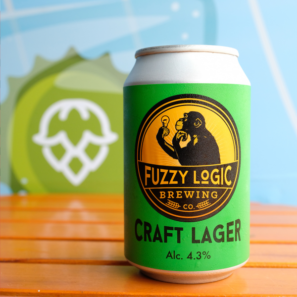 FUZZY LOGIC Craft Lager