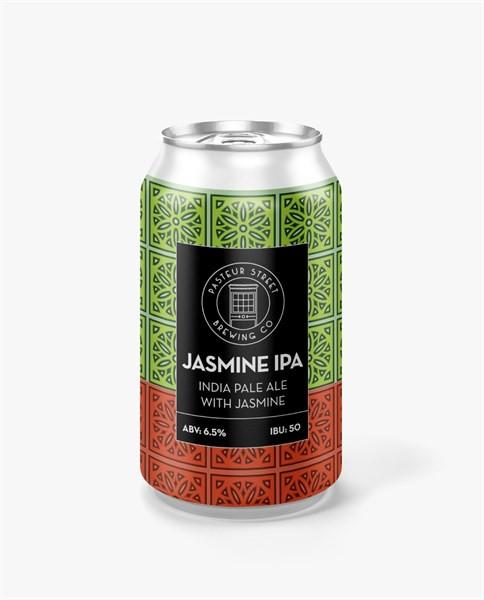 PASTEUR Jasmine IPA Can