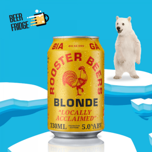 Rooster Blonde 6 PACKS