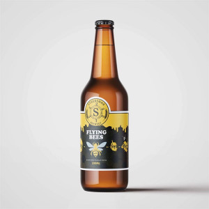 Steersman Flying Bees Honey Ale