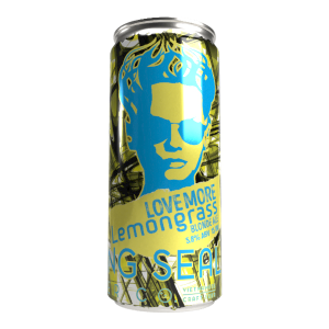 WINKING SEAL Lemongrass Blonde Ale