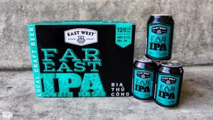 EAST WEST Far East IPA Box