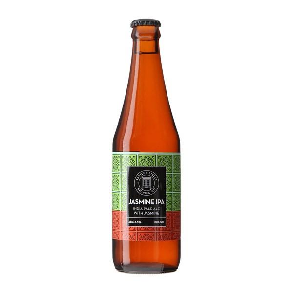 PASTEUR Jasmine IPA Bottle
