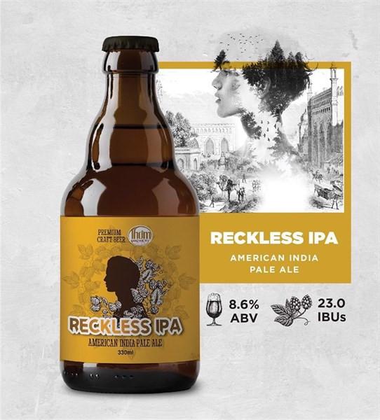 THƠM - Reckless IPA