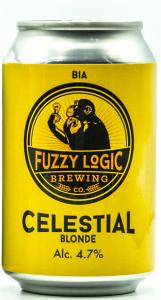 FUZZY LOGIC - Celestial Blond