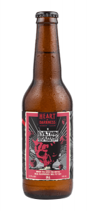 HEART OF DARKNESS When You Open This Bottle Real Raspberries Will Fly Out IPA