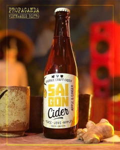 Saigon Cider Apple & Ginger