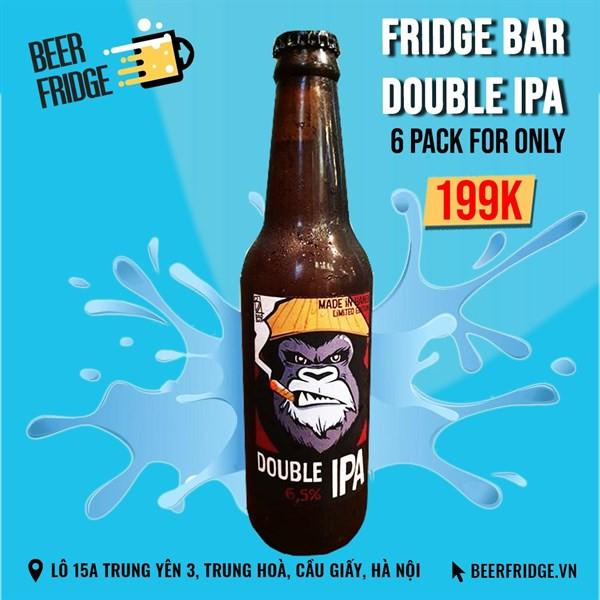 FRIDGE BAR Double IPA - PACK 6