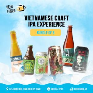 Vietnamese Craft IPA Experience