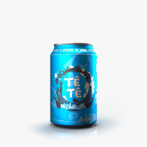 TÊ TÊ White Ale Can