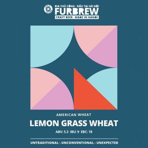 Furbrew Lemon Grass Wheat