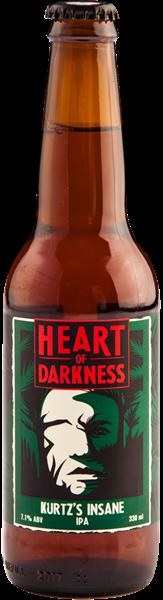 HEART OF DARKNESS Kurtz's Insane IPA
