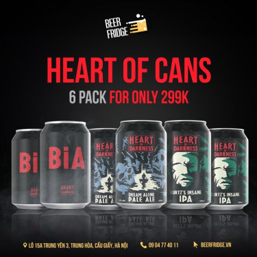 Heart Of Cans