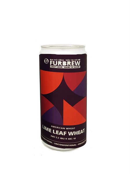 Furbrew Lime Leaf Wheat