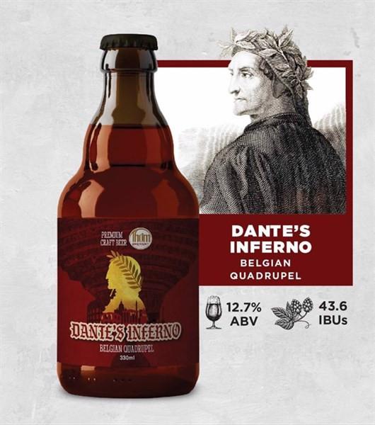 THƠM - Dante's Inferno