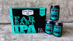 EAST WEST Far East IPA Box