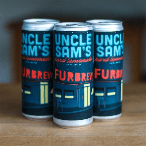 Furbrew Uncle Sam's Hard Lemonade