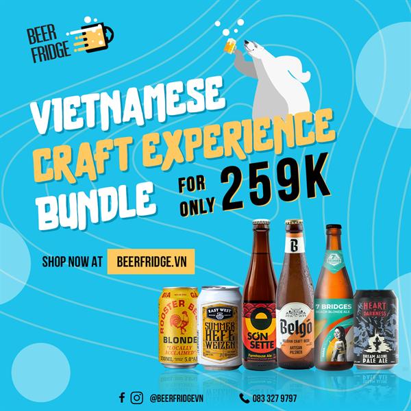 Vietnamese Craft Experience Bundle