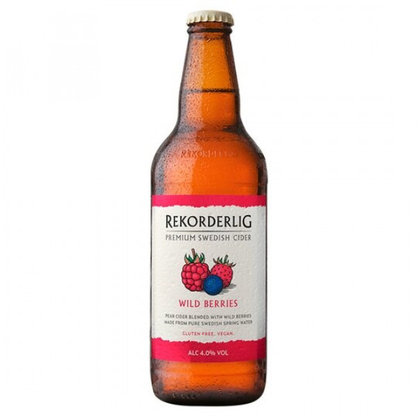 Rekorderlig Premium Wild Berries Cider