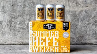 EAST WEST Summer Hefeweizen Box