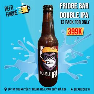 FRIDGE BAR Double IPA - PACK12