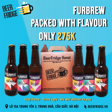 FURBREW Packed with Flavour Bundle
