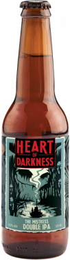 HEART OF DARKNESS The Mistress Double IPA