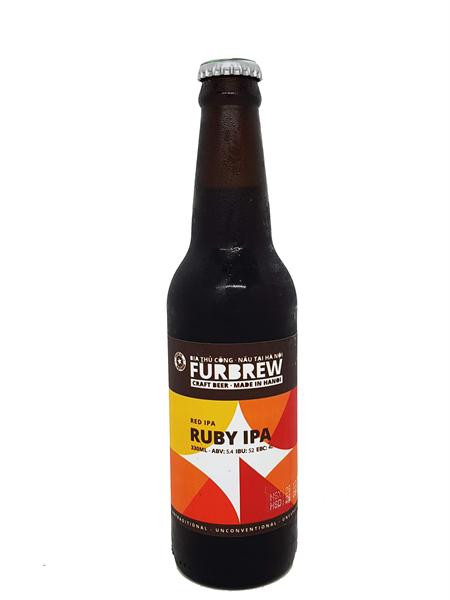 FURBREW - Ruby IPA