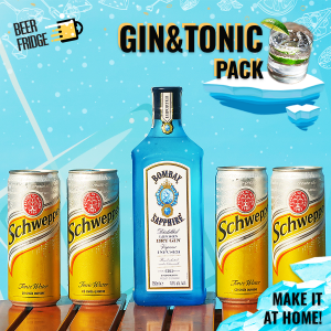 Gin and Tonic Pack
