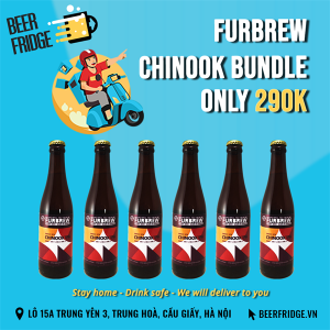Gói bia Chinook IPA