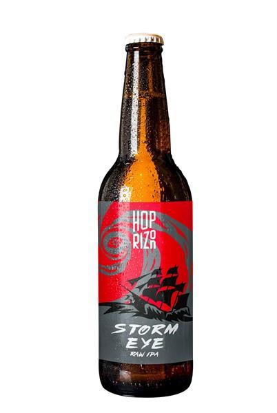 Hoprizon Storm Eye Raw IPA
