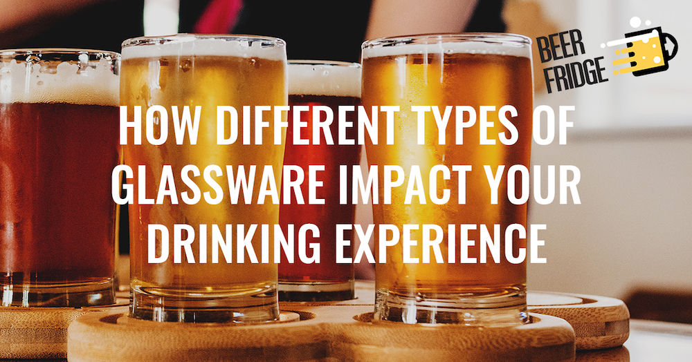 How Different Types Of Glassware Impact Your Drinking Experience