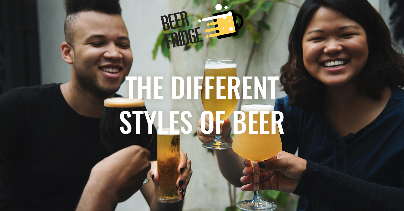 Beer Facts - The Different Styles of Beer