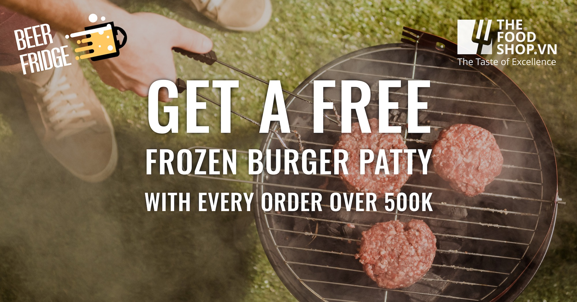 Get FREE Burgers with your next order!