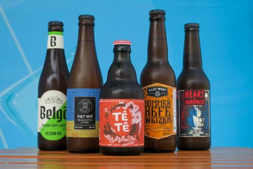 Vietnamese Craft Beer